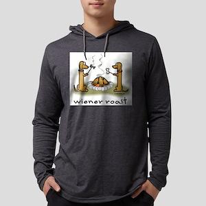 Wiener Dog Roast Long Sleeve T-Shirt