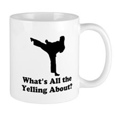 Whats All the Yelling About? Mugs