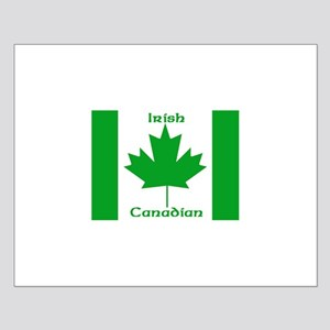 Irish Canadian Small Poster