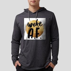 Woke A.F. Long Sleeve T-Shirt
