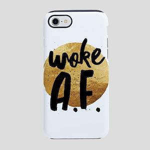 Woke A.F. iPhone 7 Tough Case