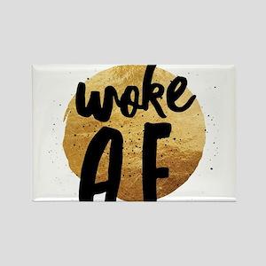 Woke A.F. Magnets