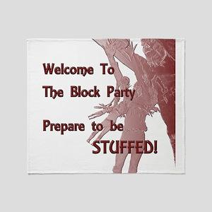 Block Party Throw Blanket