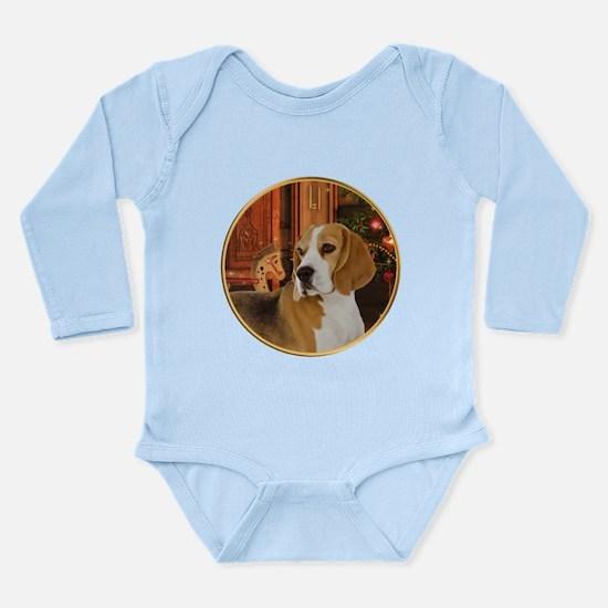 Beagle Christmas Body Suit