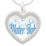 Water Baby Bubbles Necklaces