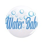 Water Baby Bubbles Button