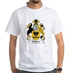Hickson Family Crest White T-Shirt