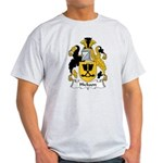 Hickson Family Crest Light T-Shirt