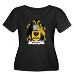 Hickson Family Crest Women's Plus Size Scoop Neck