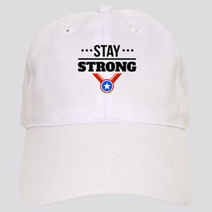 Stay Strong Baseball Cap