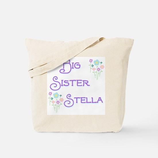 Big Sister Stella Tote Bag