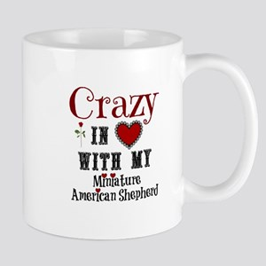 Miniature American Shepherd Mugs