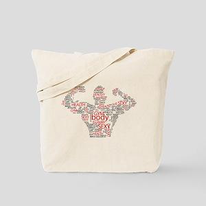Fit Body Tote Bag