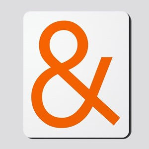 Ampersand Mousepad