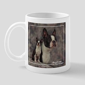 Boston Terrier-1 Mug