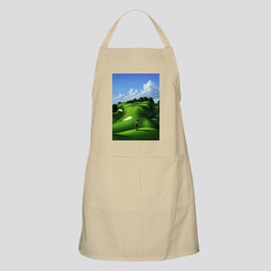 Just Love That Green 5 BBQ Apron