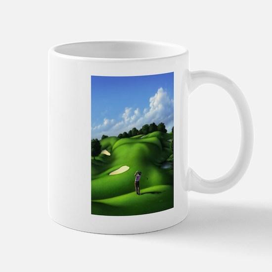 Just Love That Green 5 Mug
