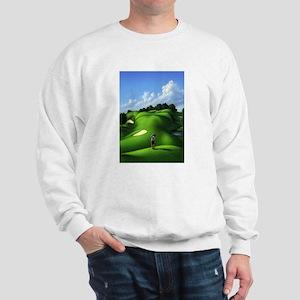 Just Love That Green 5 Sweatshirt