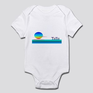 Talia Infant Bodysuit