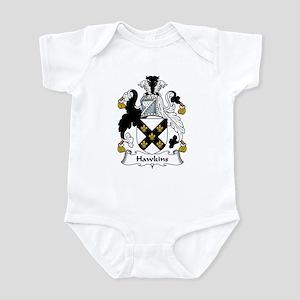 Hawkins Family Crest Infant Bodysuit