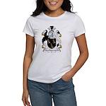 Hawkesworth Family Crest Women's T-Shirt