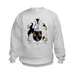 Hawkesworth Family Crest Kids Sweatshirt