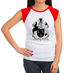 Hawkesworth Family Crest Women's Cap Sleeve T-Shir