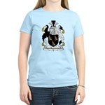 Hawkesworth Family Crest Women's Light T-Shirt