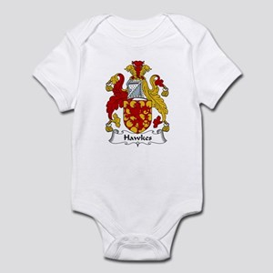 Hawkes Family Crest Infant Bodysuit