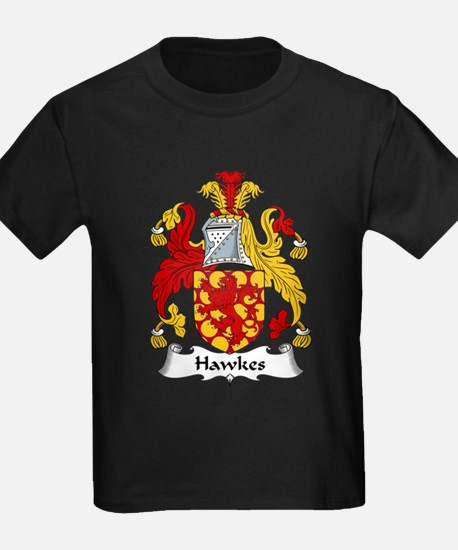 Hawkes Family Crest T