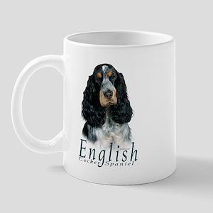 English Cocker Spaniel-1 Mug