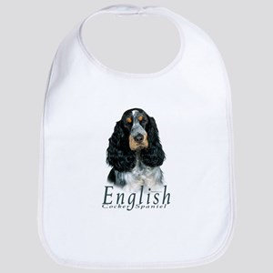 English Cocker Spaniel-1 Bib