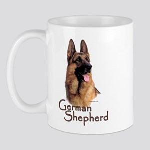 German Shepherd Dog-1 Mug