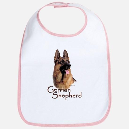 German Shepherd Dog-1 Bib