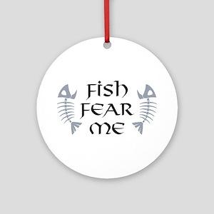 Fish Fear Me Keepsake