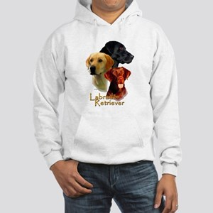Labrador-7 Hooded Sweatshirt