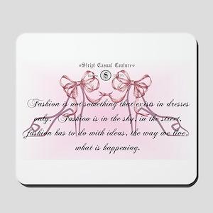 Fashion Stilletto's Mousepad