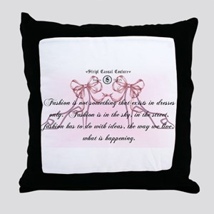 Fashion Stilletto's Throw Pillow