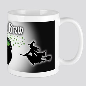 Witches Brew Halloween Coffee Mug Mugs