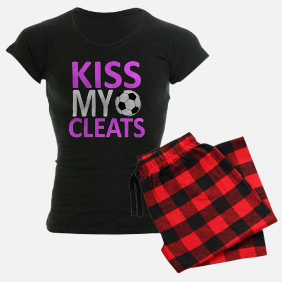 Kiss My Cleats Pajamas