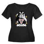 Harlow Family Crest Women's Plus Size Scoop Neck D