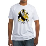 Harley Family Crest Fitted T-Shirt