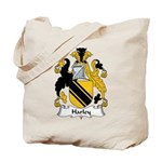 Harley Family Crest Tote Bag
