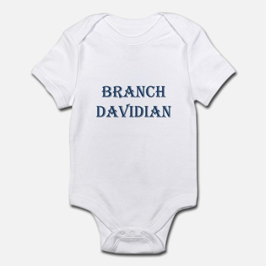 Branch Davidian Infant Bodysuit