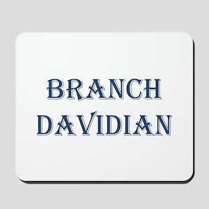 Branch Davidian Mousepad
