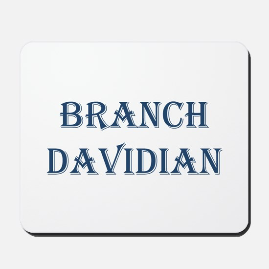 Branch Davidian Mousepad