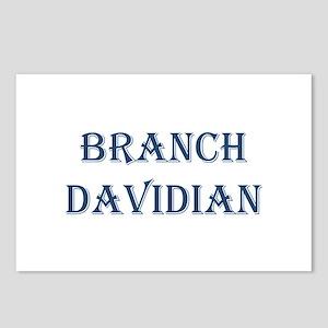 Branch Davidian Postcards (Package of 8)