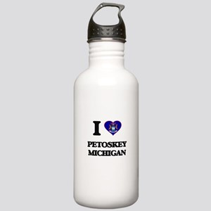 I love Petoskey Michig Stainless Water Bottle 1.0L