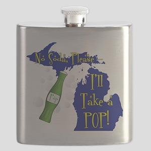 I'll Take a POP! Flask