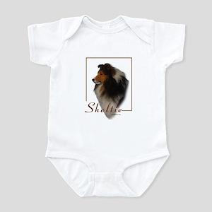 Sheltie-1 Infant Bodysuit